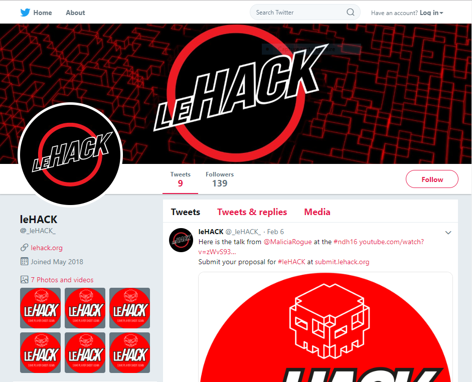 Home | leHACK - le French hacking scene - July 6 & 7, 2019